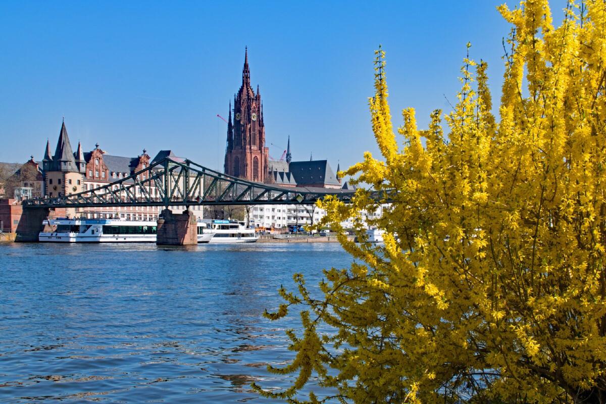 7 modi di vivere a Francoforte