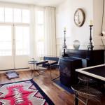 Soggiornare a casa di un artista ad Amsterdam