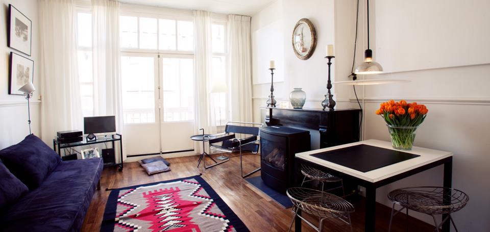 Soggiornare a casa di un artista ad Amsterdam | In My Suitcase