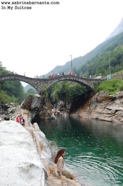 ponte dei salti di lavertezzo