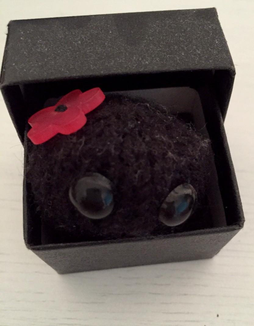 Come mettere un buco nero in valigia