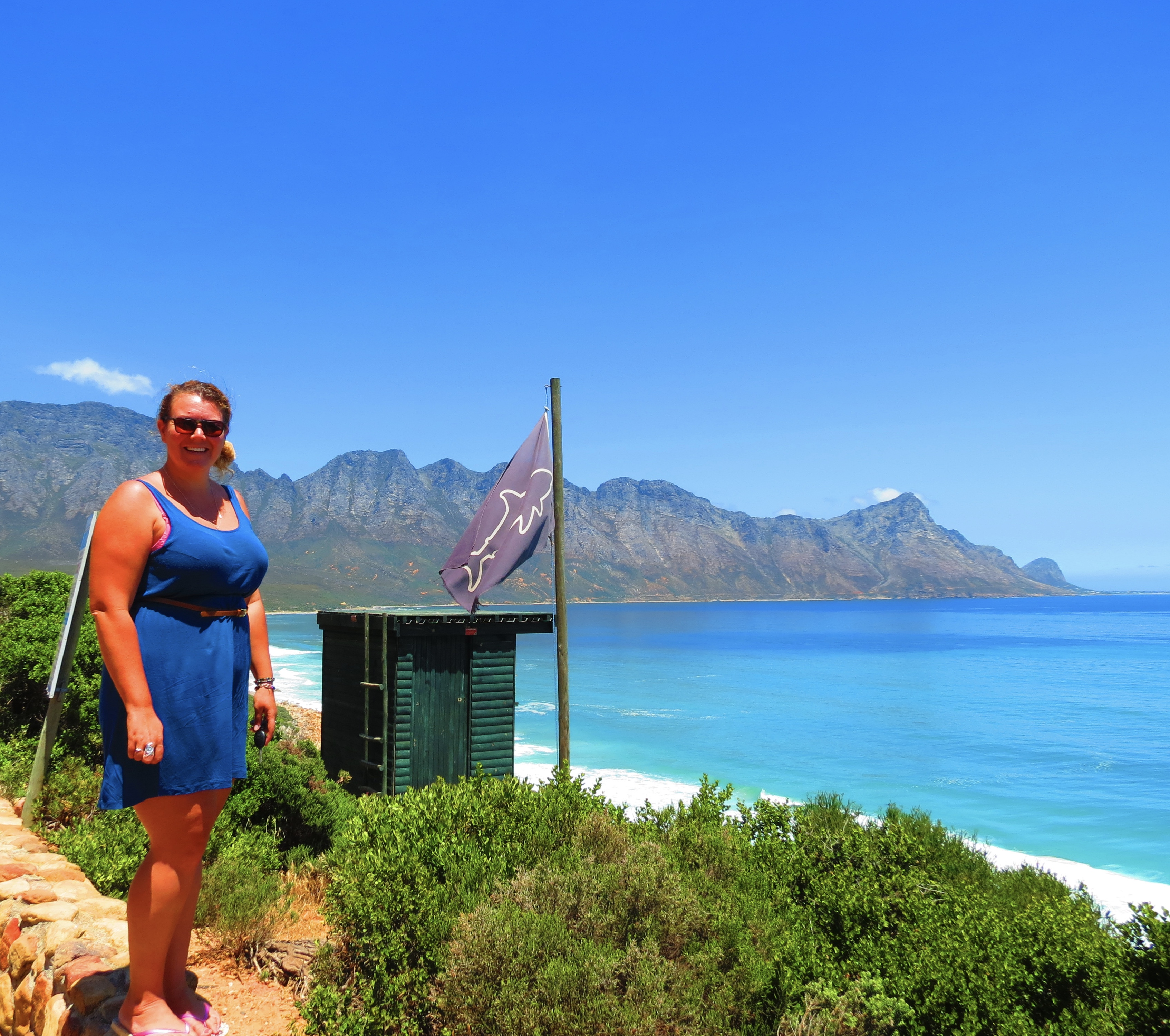 Do it like a local: A princess and her Caravan in South Africa
