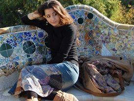 Barcellona - Sabrina a Parco Gruel