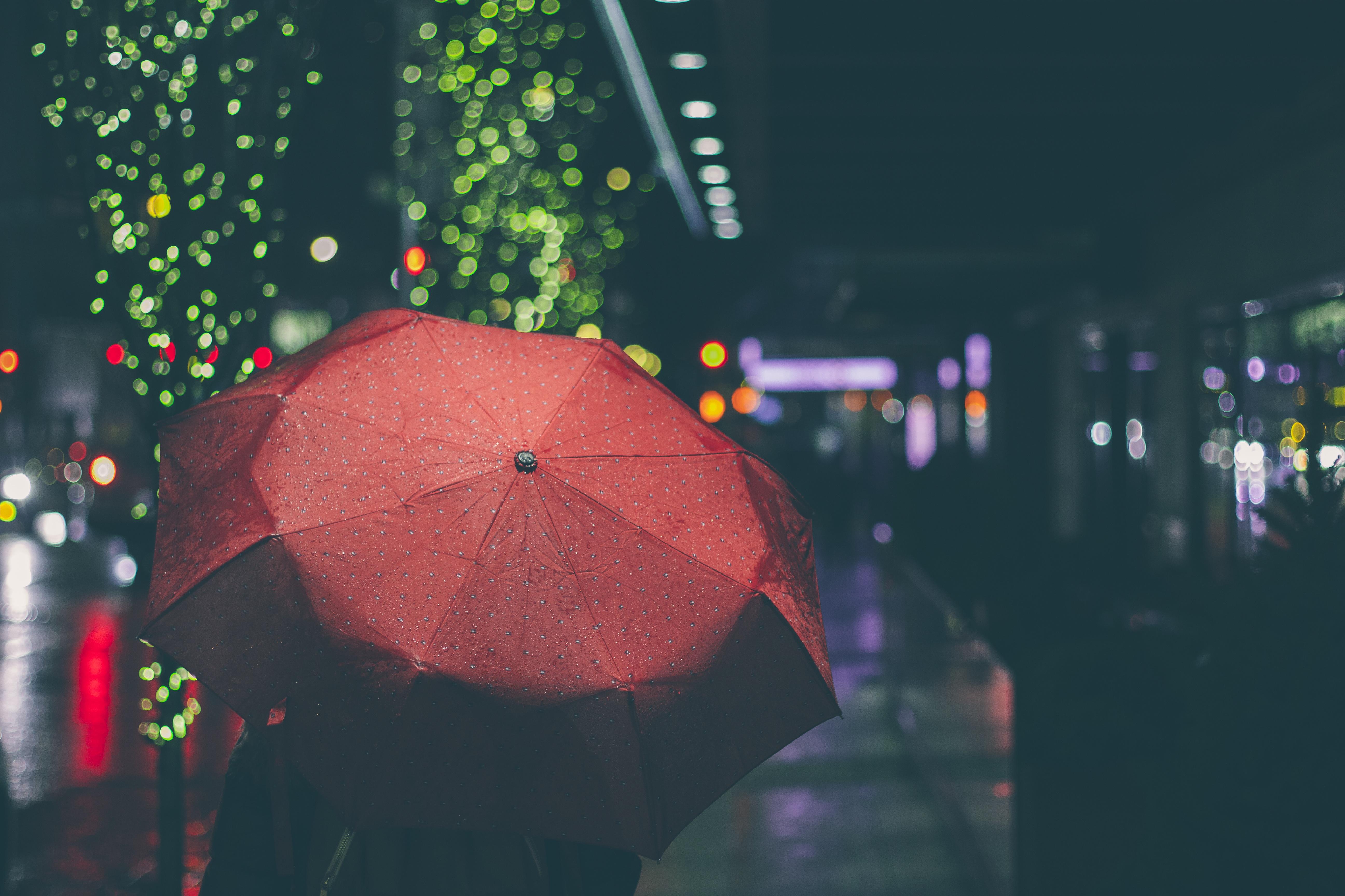 How to enjoy a trip despite the rain