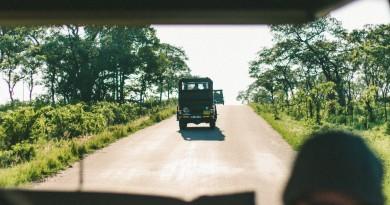 itinerario in auto