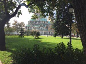 Sofia - cattedrale Alexander Nevskij