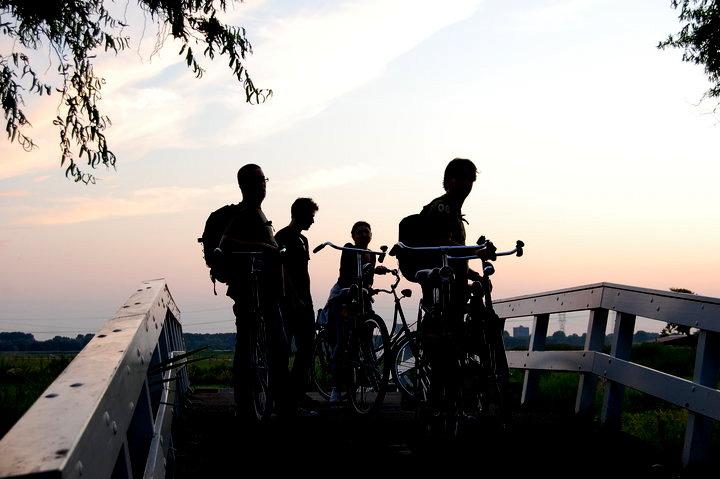 noleggiare bici amsterdam