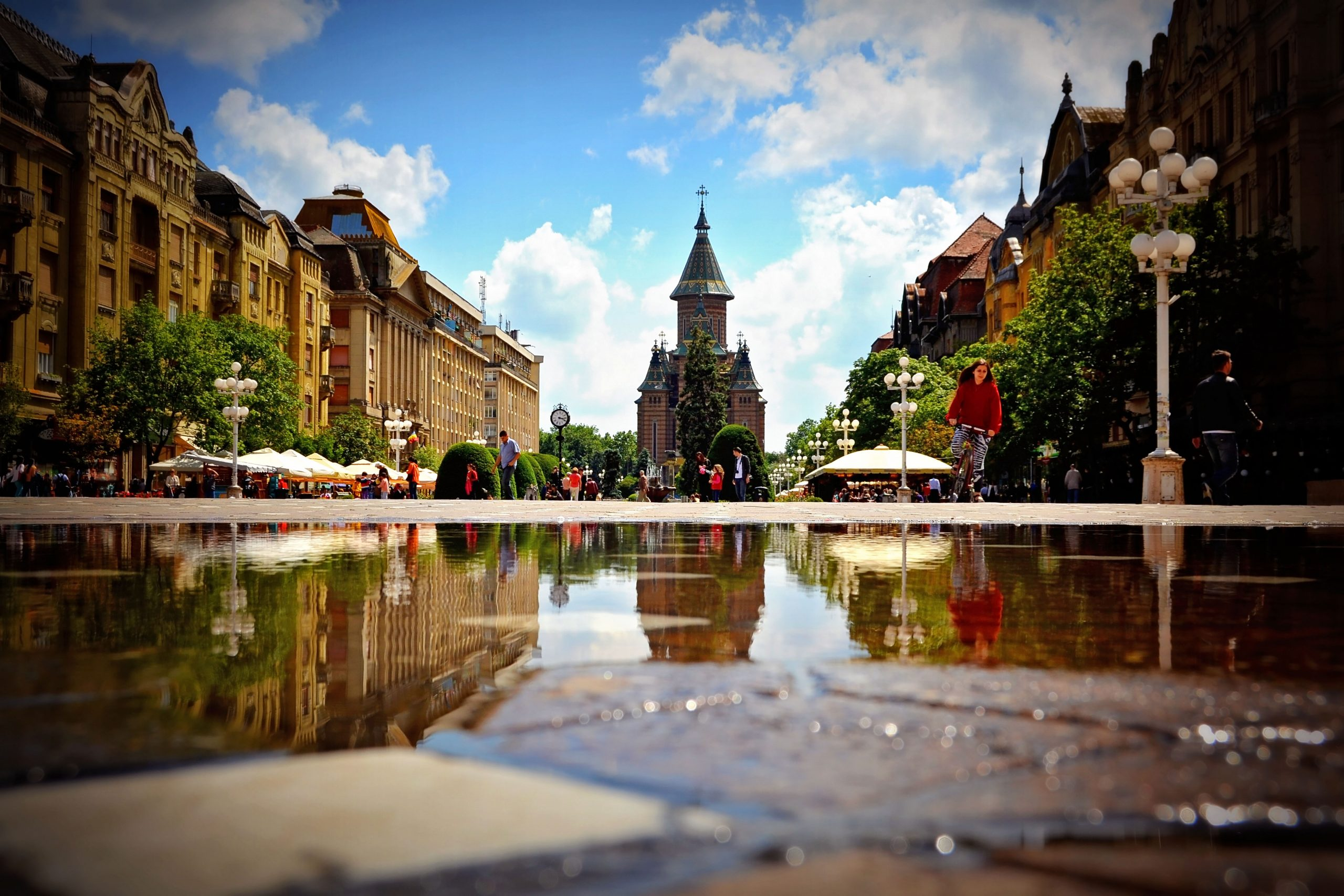 On the things to do and not to do in Timisoara
