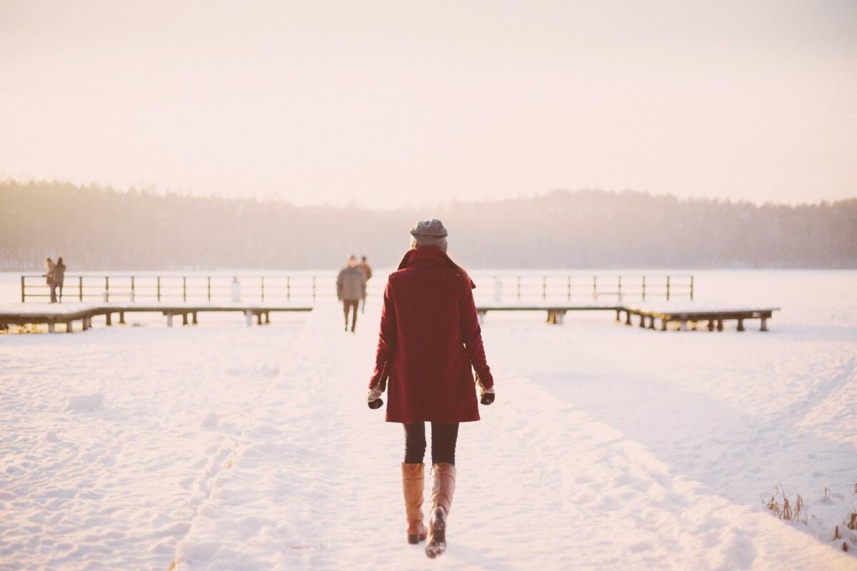 Capi di abbigliamento utili (e belli) per non soffrire il freddo in viaggio