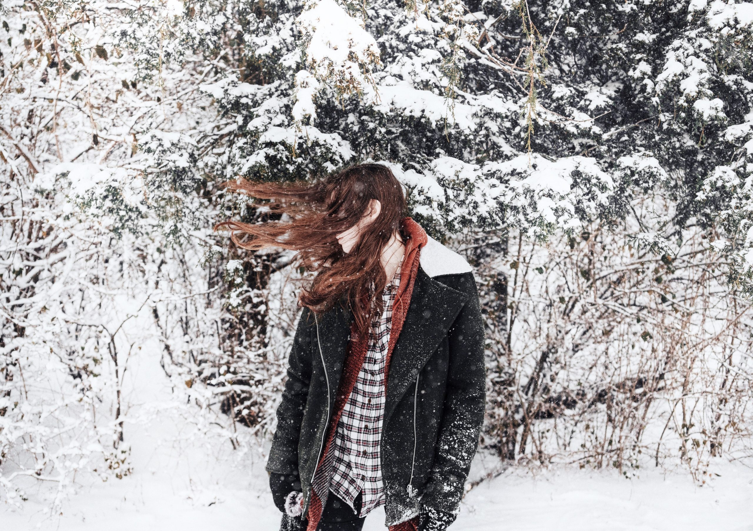 how to dress when it's vert cold