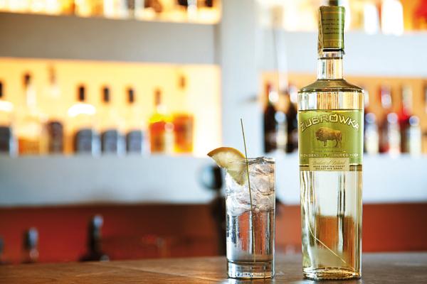 zubrowka - dove bere vodka a cracovia