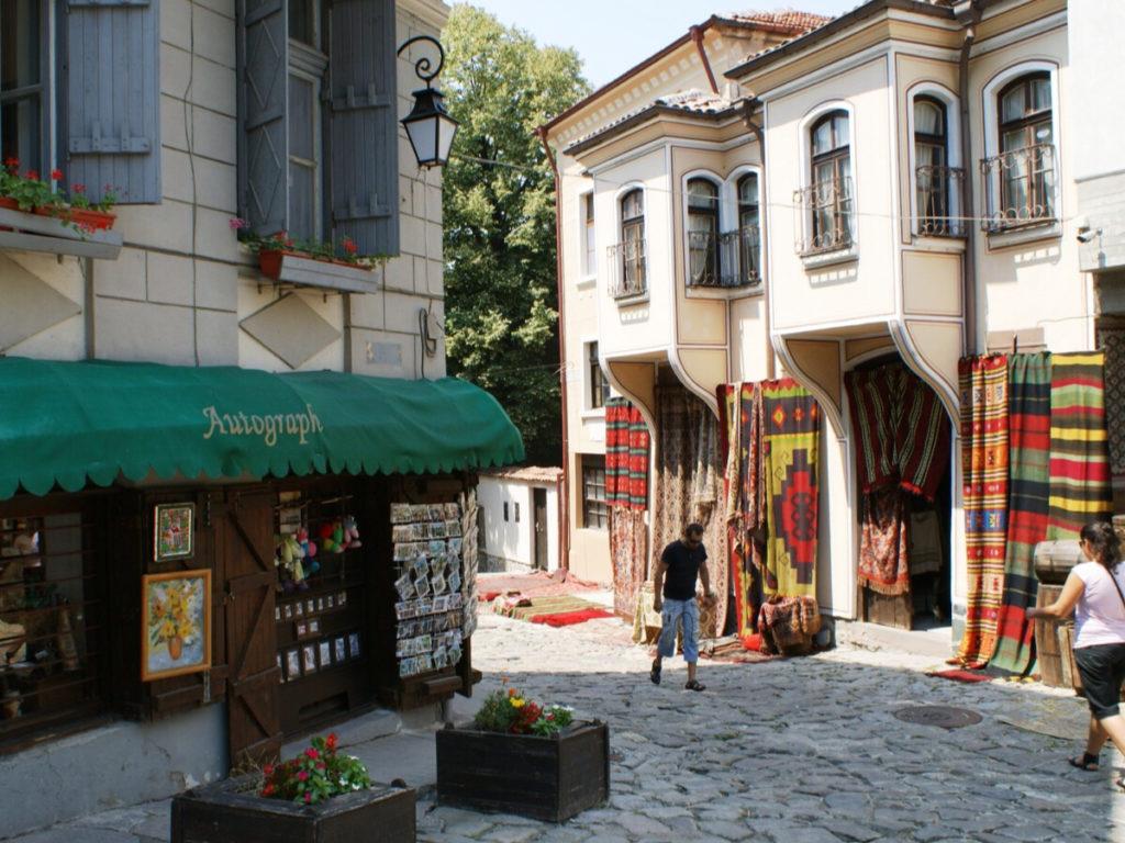 plovdivplovdiv, bellissima località nei dintorni di sofia
