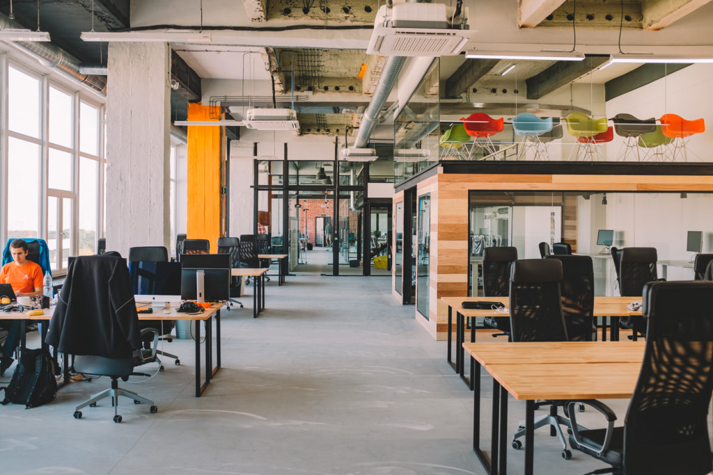 spazio Puzl a Sofia - coworking