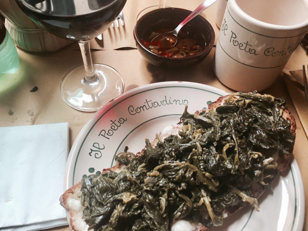 Mangiare a Lecce_Il poeta contadino