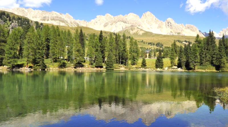 Estate sulle montagne: le acque e le meraviglie del Trentino