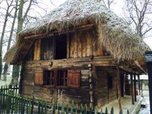 banat - villaggio museo vicino timisoara