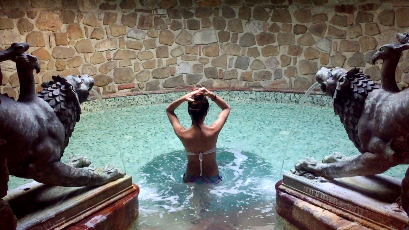 Thermal baths in Val di Chiana senese and Val d'Orcia. How to choose?