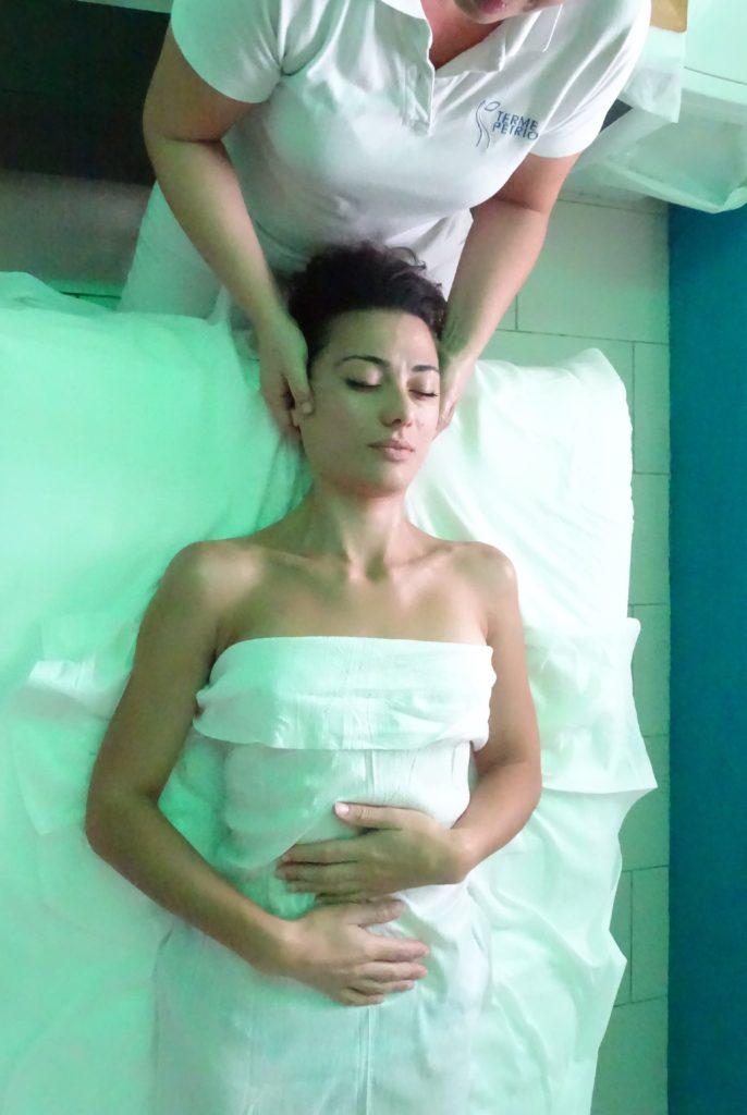 Massaggio terapeutico - Terme di Petriolo