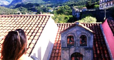 sabrina barbante - how to live and what to do in maratea, basilicata