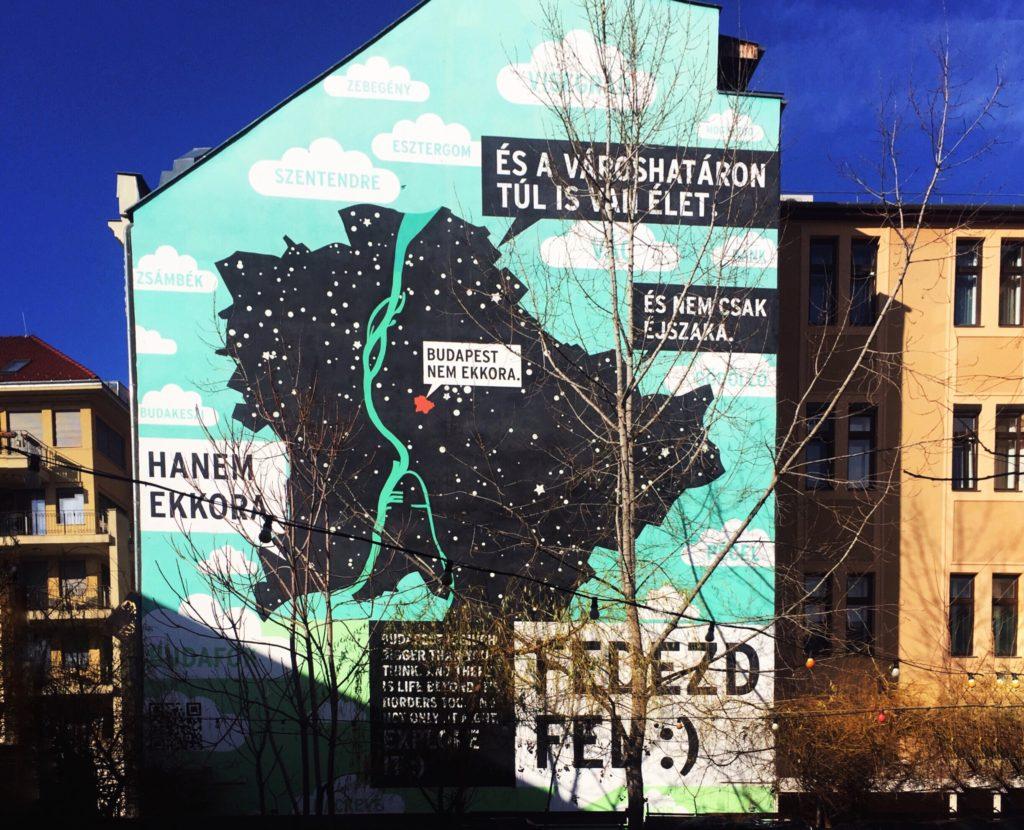 street rehab project - street art a budapest - sabrina barbante