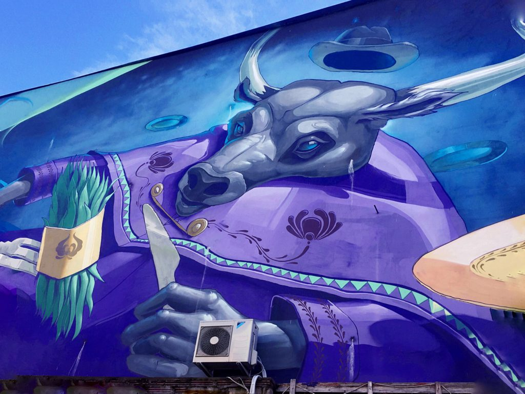 street art in budapest