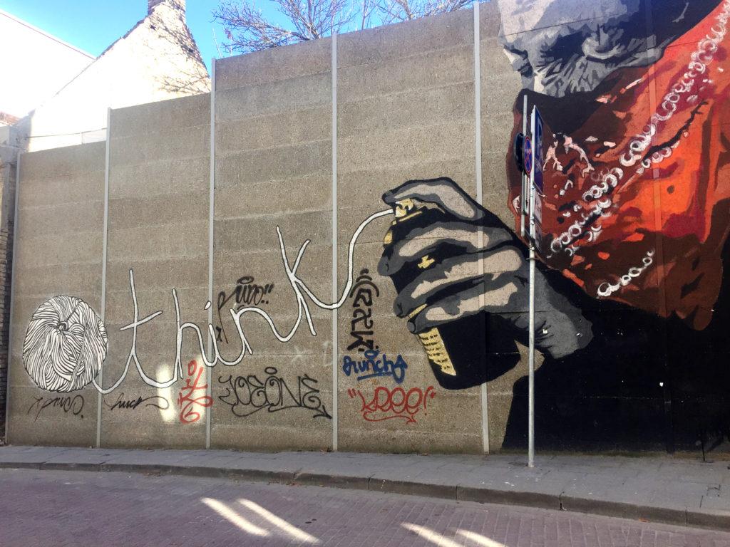 Vilnius cosa vedere - Cose da vedere a Vilnius Murales