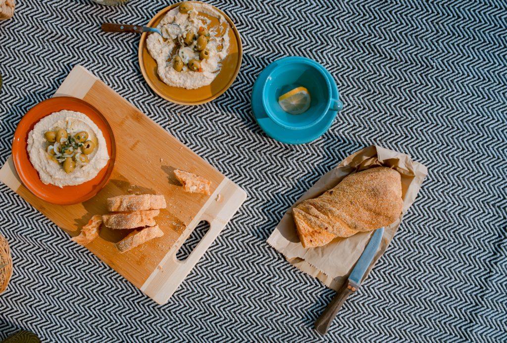 panini e rafano per una colazione salata a varsavia