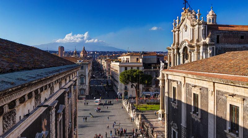 Catania - post leggende di catania