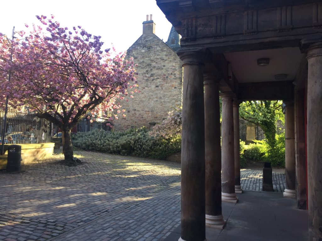 Canongate Kirk - Edimburgo