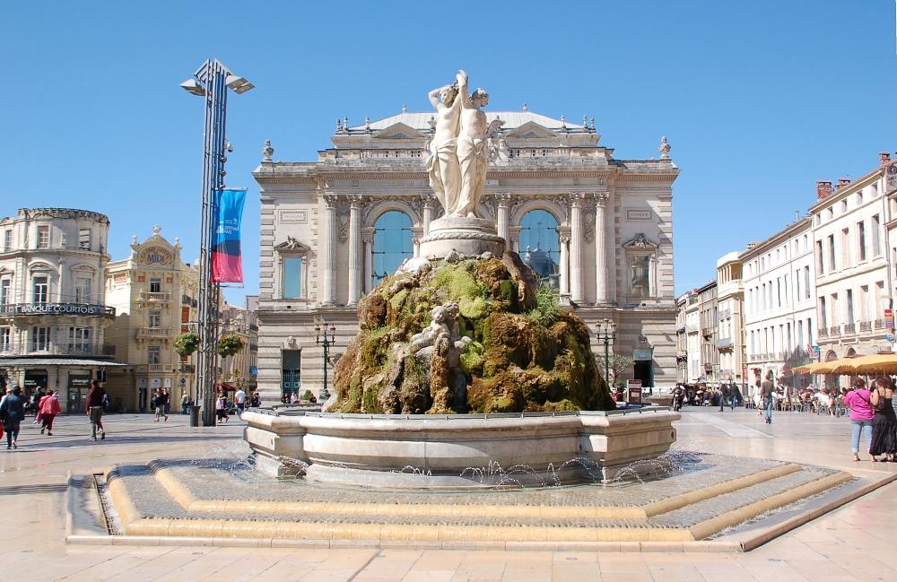 Viaggio in provenza_Montpellier