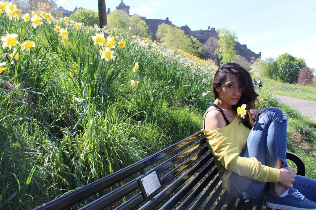 princess street gardens Edimburgo
