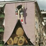 The Renaissance of art in Europe begins in the Street art of Tirana