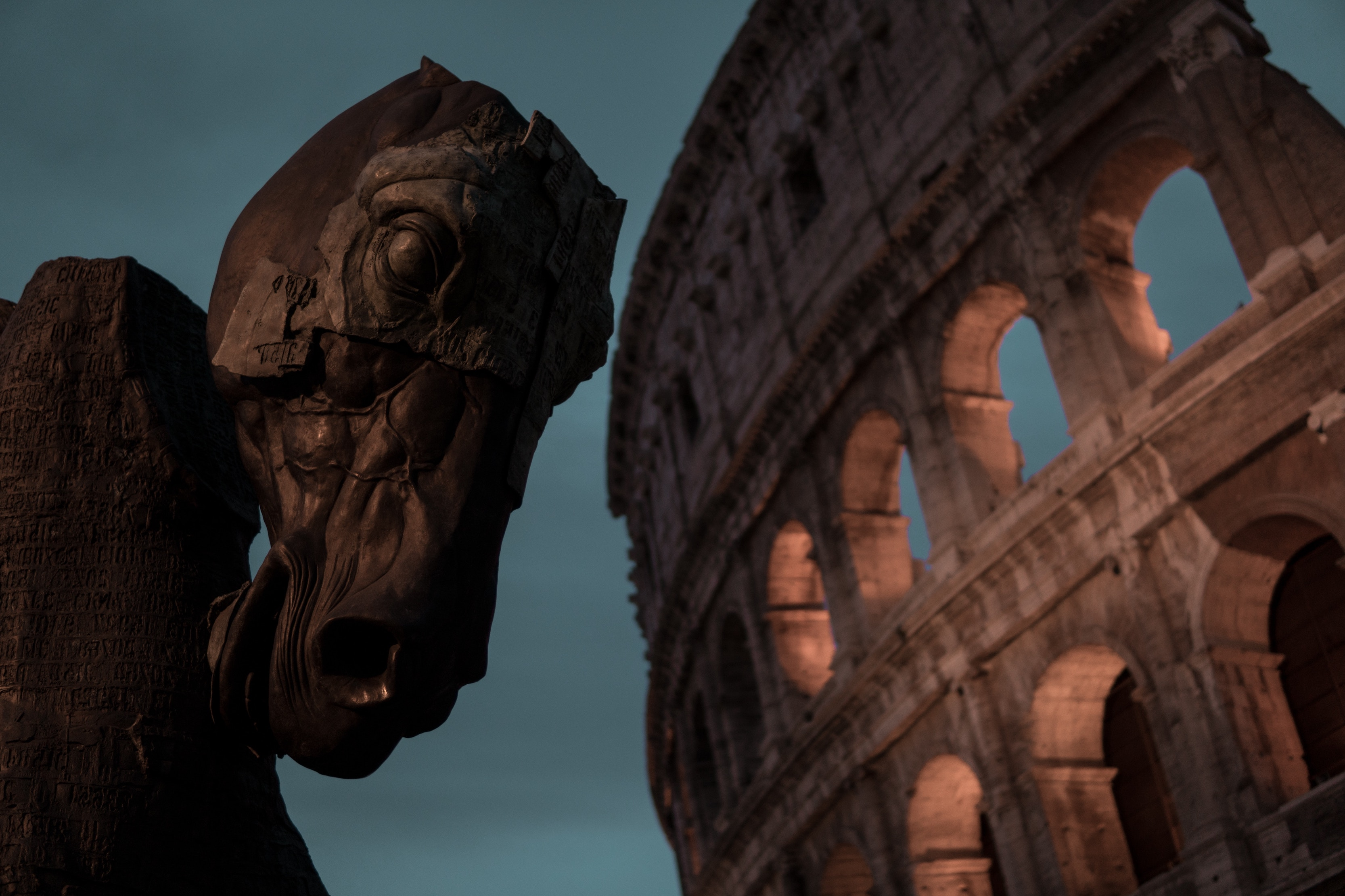 facts about the colosseum_rome