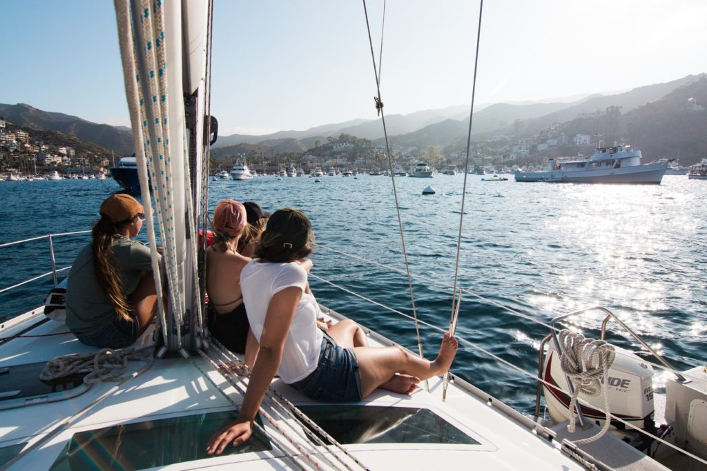 trip by boat_how to organize it