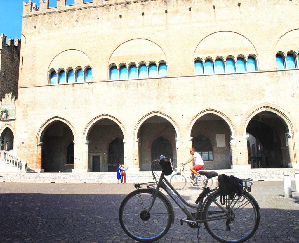 Rimini in bicicletta è un'ottima idea.