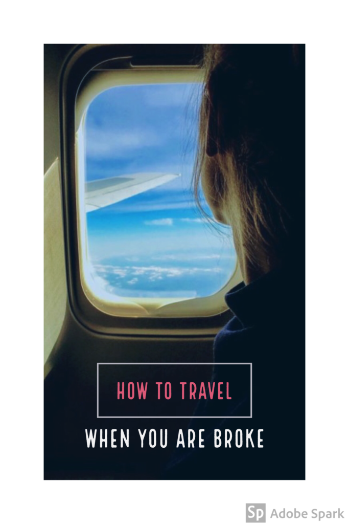 how to travel when you are broke_7 tricks