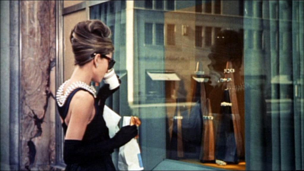 """Scena dal film """"Colazione da Tiffany"""", Blake Edwards, 1961"""