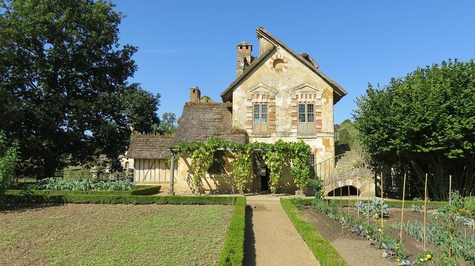 Watermill Cottage Hameau De La Reine Marie Antoinette
