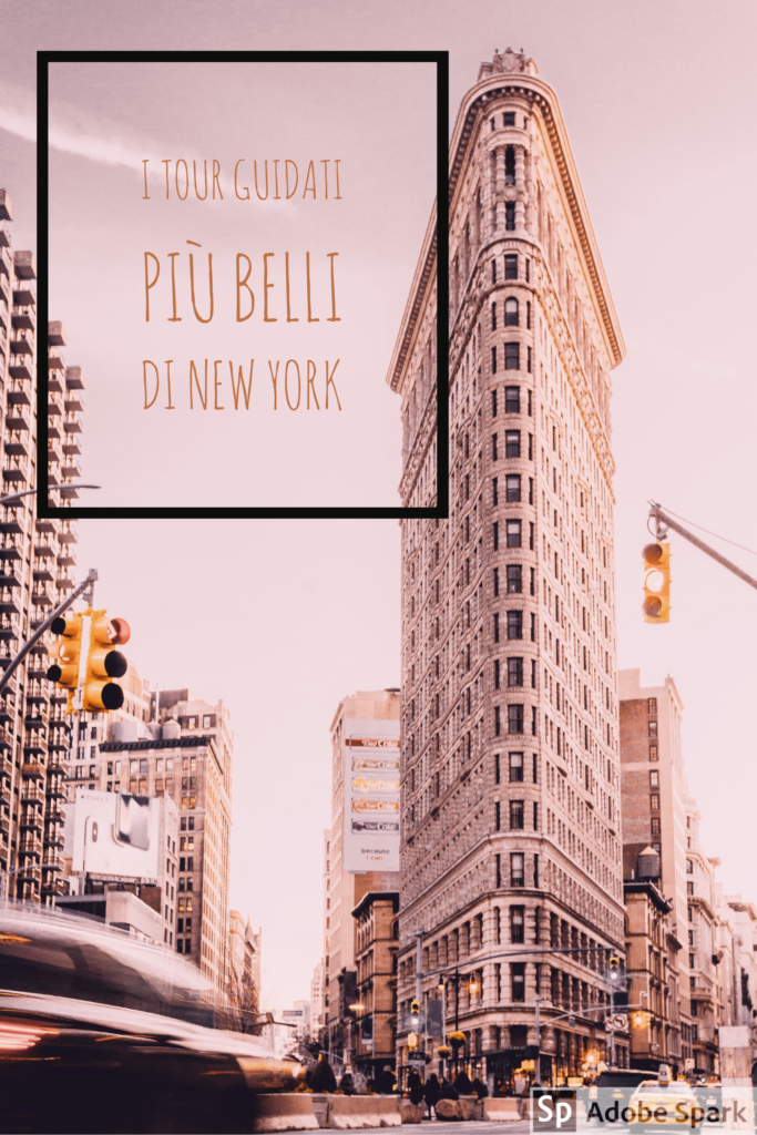 i tour guidati piu belli di new york. Condividi su Pinterest