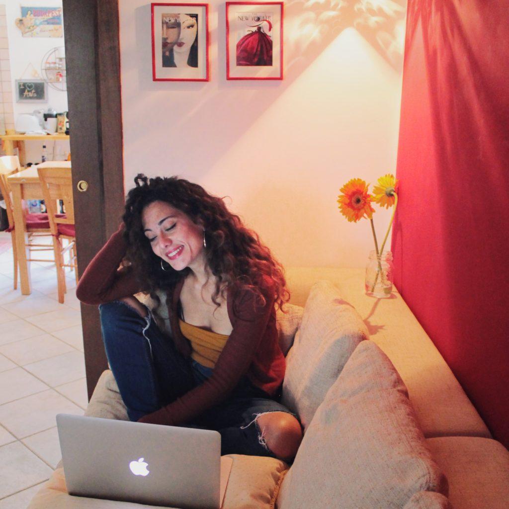 come lavorare con un blog