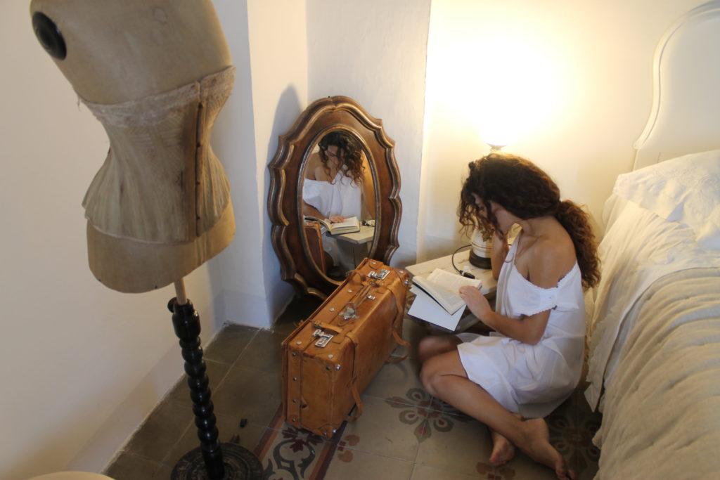 Assunta Fanuli Atelier, dress and breakfast