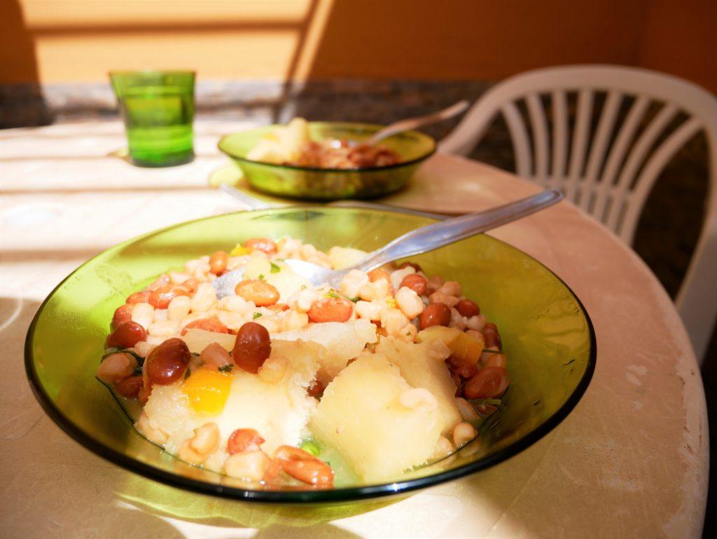 Cachupa Pobre, Capo Verde_veg food