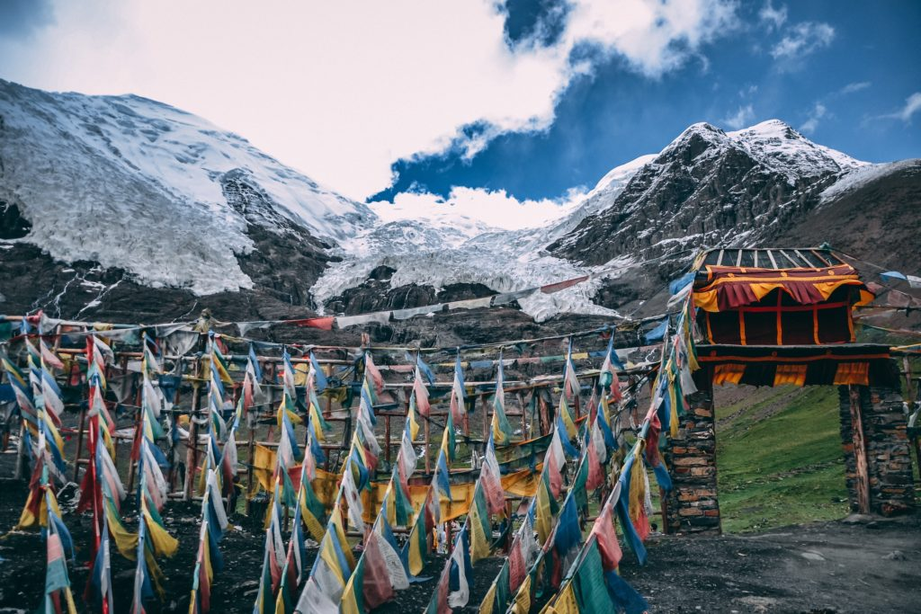 Tibet Tour To Everest Base Camp daniele-salutari-351722-unsplash