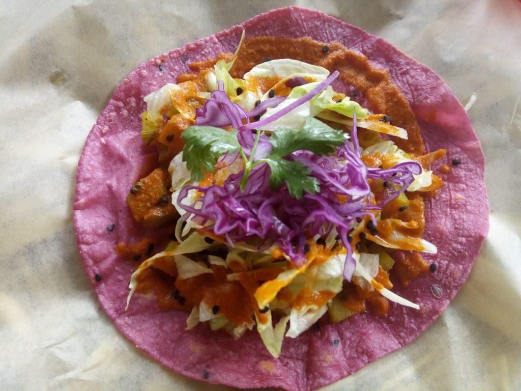 Vegan Tacos, Mexico