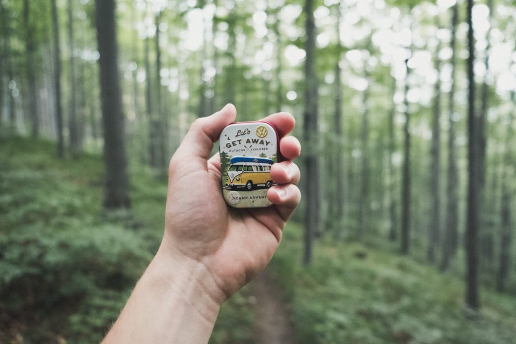 camper viaggio