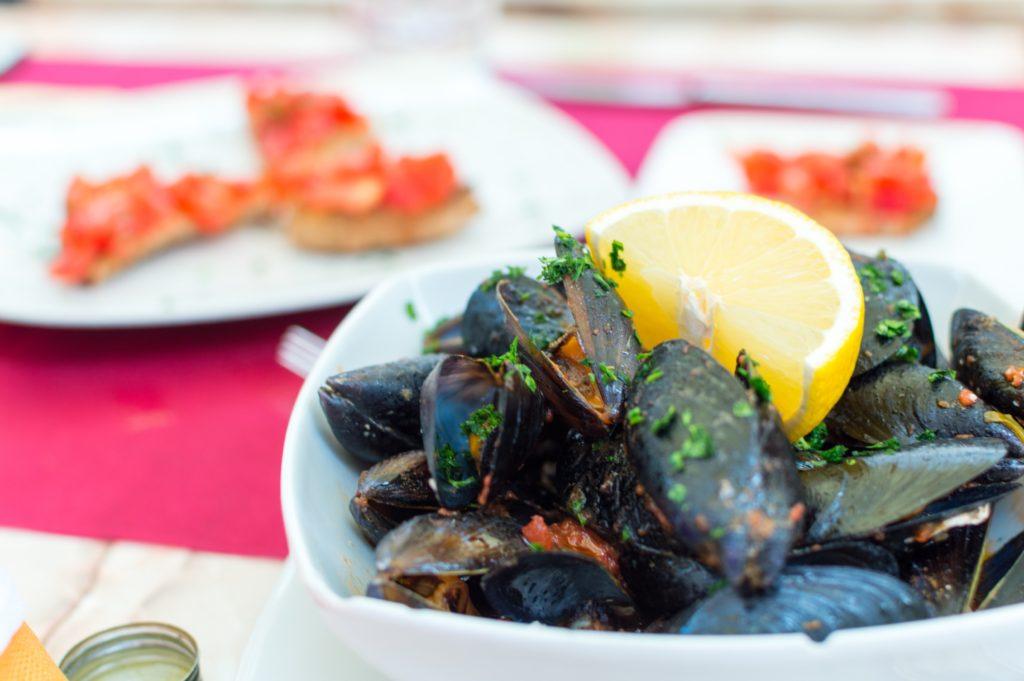 Pesce a venezia. Dove mangiarlo durante il carnevale.