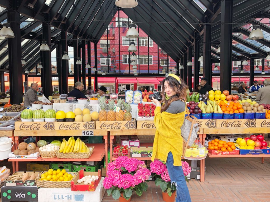 mercato di tirana_shopping a Tirana