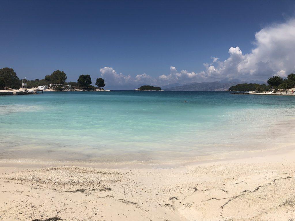 Spiaggia di Ksamil, Albania