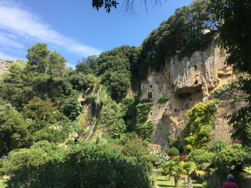 parco delle grotte di villecroze