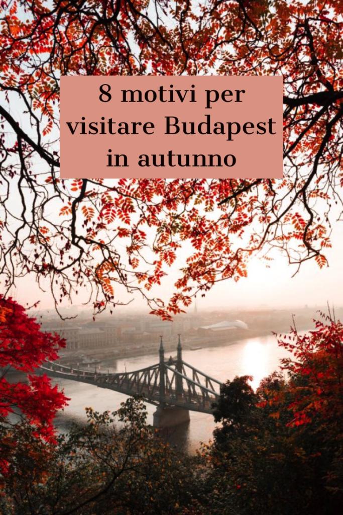 8 motivi per visitare budapest in autunno